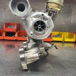 JW Automotive – GT1756 Turbo – 240bhp
